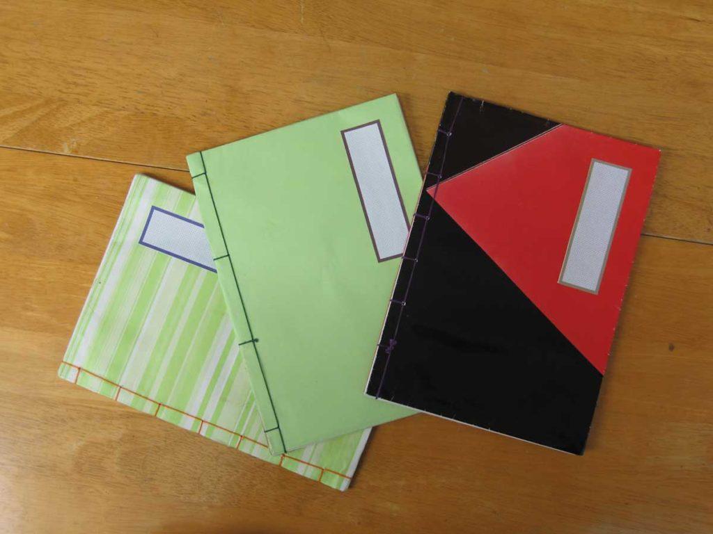 5月21日(日) 和とじを覚えてメモ帳を作ろう