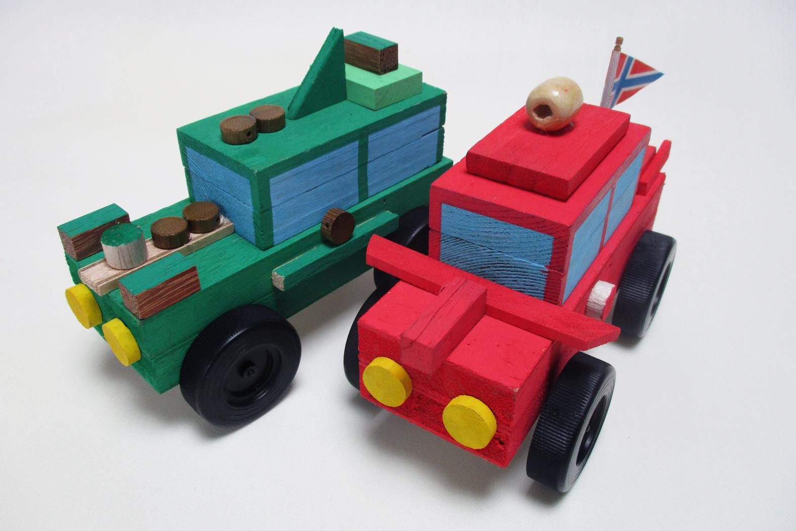【追加募集】子ども廃材加工プロジェクト「走る!廃材ミニカー」