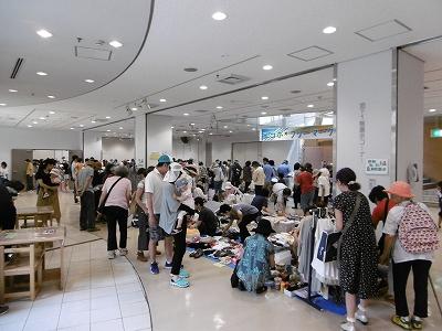10月27日(土)10月28日(日)フリーマーケット開催のお知らせ