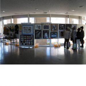 登録環境団体の作品を展示しています!
