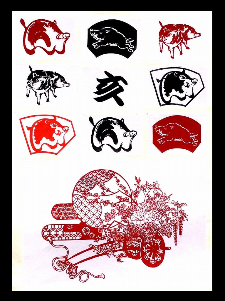 第18回環境なんでも見本市(2月2日・3日)出展団体の紹介(●ブースNo.43 板橋剪画(切絵)同好会)