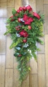 環境講座「クリスマススワッグ」(保育付き)